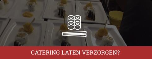Catering voor bedrijven door Fusion Restaurant Zen